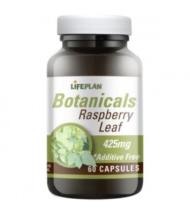 Lifeplan Raspberry Leaf 425mg 60kaps