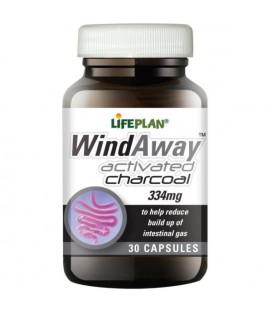 Lifeplan WindAway Activated Charcoal 30caps
