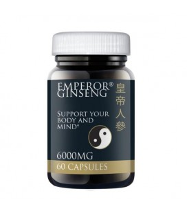Lifeplan Emperor Ginseng For Him 60caps