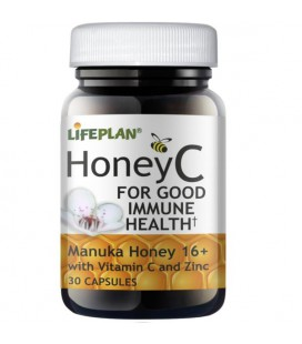 Lifeplan Honey C 30kaps