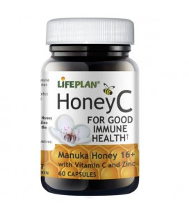 Lifeplan Honey C 60kaps