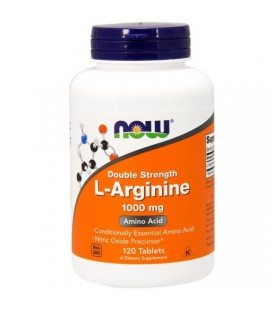 NOW FOODS ARGININE 1000 MG 120 TAB