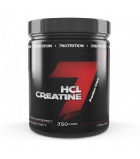 7Nutrition HCL Creatine 350kapsułek