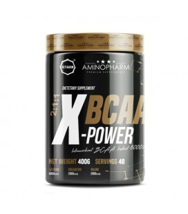 AminoPharm Octagon BCAA X-power 400g