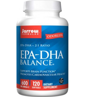 Jarrow Formulas EPA-DHA Balance 120 softgels
