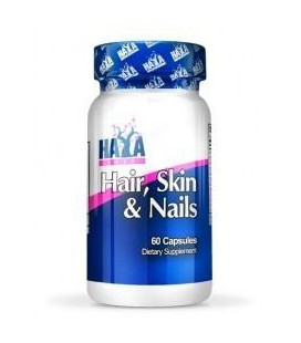 Haya Labs Hair, Skin and Nails 60 kaps