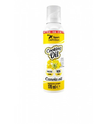 Sport Def. Cooking Oil Spray 200ml Canola Oil