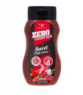 Sport Def. Sauce ZERO 320ml Sweet Chilli