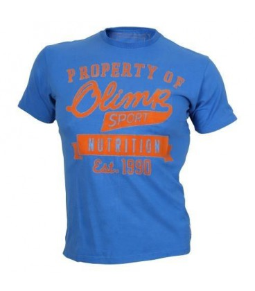 Olimp Men's Tee - PROPERTY blue L