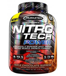Muscletech Nitro-Tech Power 1,81kg