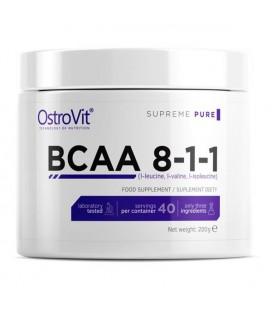 Ostrovit Supreme Pure BCAA 8-1-1 200g