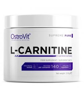 Ostrovit Supreme Pure L-Carnitine 210g