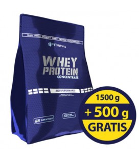 FitWhey Whey Protein Concentrate 2kg