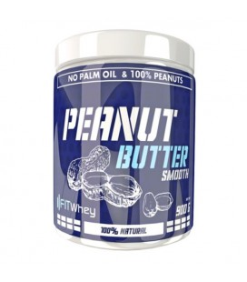 FitWhey Peanut Butter 900g Smooth