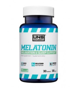 UNS Melatonin 30 Tabletek