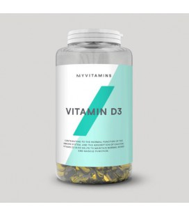 Myprotein Witamina D3 180kaps.