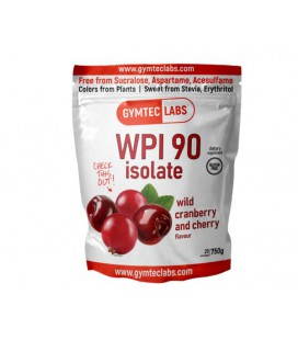 Gymtec WPI 90 ISOLATE 750g