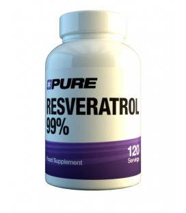 Pure Resveratrol 99% 450mg 120caps