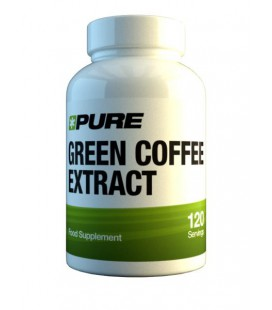 Pure Green Coffe Extract 500mg 120caps