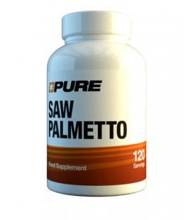 Pure Saw Palmetto 500mg 120caps