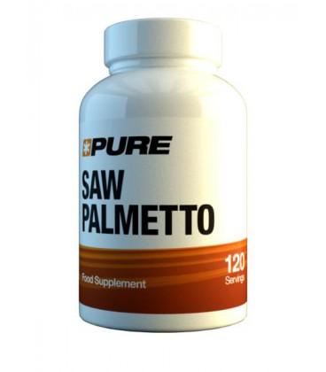 Pure Saw Palmetto 500mg 120caps