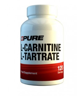 Pure L-Carnitine Tartrate 500mg 120caps