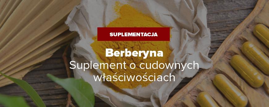 Berberyna - Efekty, Działanie, Właściwości